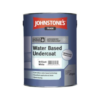 Water, based, undercoat